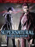 SUPERNATURAL THE ANIMATION / スーパーナチュラル・ザ・アニメーション 〈ファースト・シーズン〉コレクターズBOX1 [DVD]