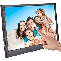 cocopar® 15.6寸IPSゲーミングタッチモニター ゲームモニタ ディスプレイ /HDMI/PS3/XBOX/PS4モニター1080PダブルHDMI 超薄1.2CM Raspberry Pi 3B 2B B A A B 用対応できる スピーカ内蔵 PCモニター (15.6インチタッチ)