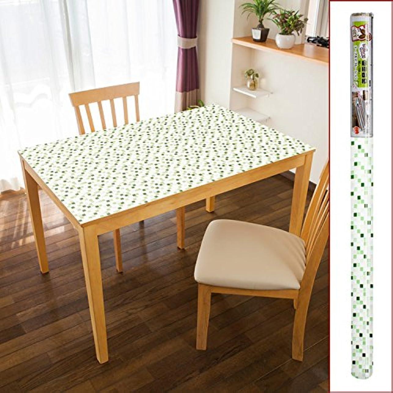 変更可能契約する報奨金【テーブル デコレーション テーブルシート 貼る 1本】貼るテーブルクロス 90×150cm(B905)