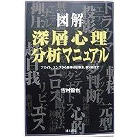 図解 深層心理分析マニュアル―フロイト、ユングから精神分析療法、夢分析まで