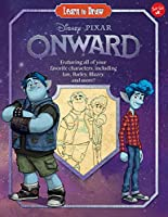 Learn to Draw Disney/Pixar Onward: Featuring all of your favorite characters, including Ian, Barley, Blazey, and more! (Licensed Learn to Draw)