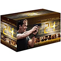 【Amazon.co.jp限定】24 -TWENTY FOUR- ジャック・バウアー コンプリートDVD-BOX