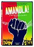 Amandla: Revolution in Four Part Harmony [DVD] [Import] 画像
