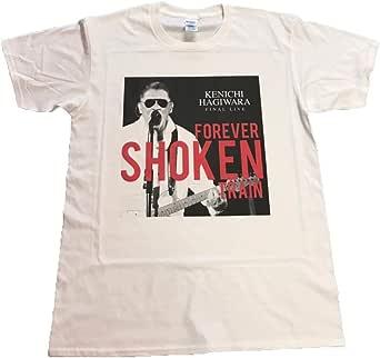 萩原健一 KENICHI HAGIWARA FINAL LIVE ~FOREVER SHOKEN TRAIN~ T-SHIRTS ティーシャツ Tシャツ