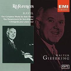 ギーゼキング(P) ラヴェル ピアノ曲集の商品写真