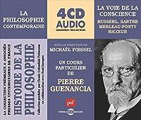 Histoire de la Philosophie V. 3 - la Voie de la Conscience (Husserl Sartre Merleau-Ponty Ricoe