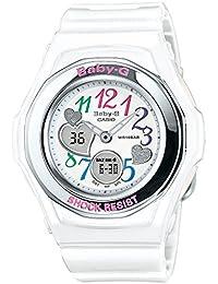 [カシオ] ベビージー BGA-101-7B2JF 腕時計 ホワイト