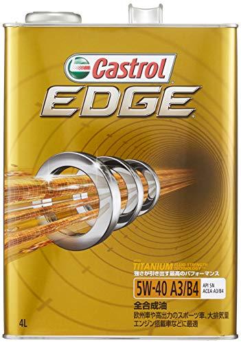 エッジ 5W-40 4L