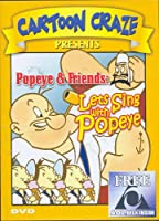 Popeye & Friends: Lets Sing With Popeye [Slim Case]