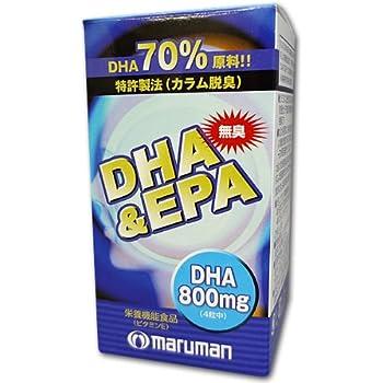 マルマン 無臭DHA-EPA 540mg×120粒