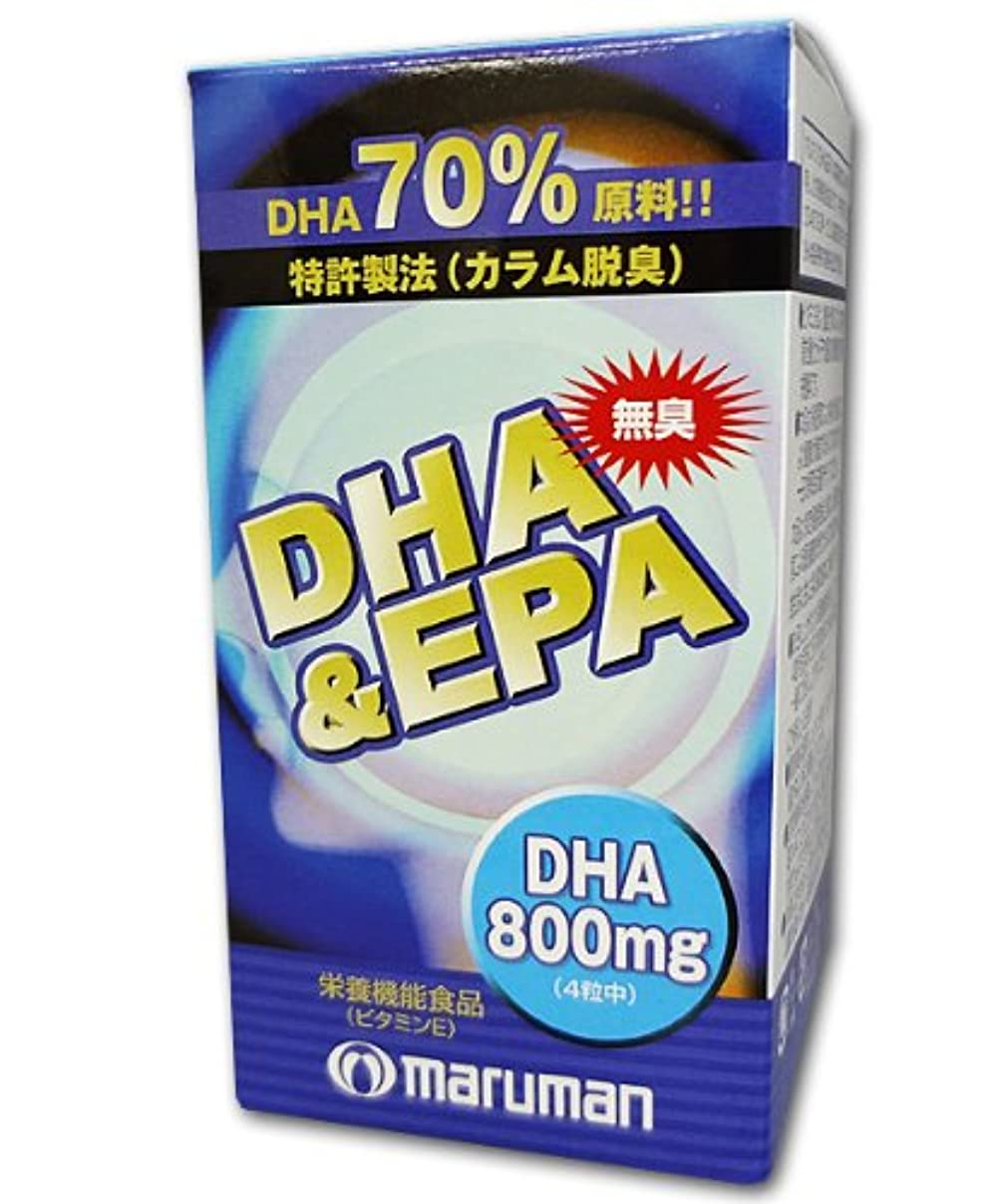 構成員外国人企業マルマン 無臭DHA-EPA 540mg×120粒