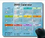 2019年カレンダーマウスパッド大、暦年ゲームマウスパッド、カレンダープランナー2019休日の詳細 Yanteng Yanteng181220-1-Q4-037