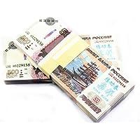 $ 500 x 100個Rub Paper Moneyノベルティ小道具Magicianアクセサリー、偽造マネー、マネー、ビデオアクセサリー、子供たちのおもちゃ、パーティーの流動性の銀行Bills、安全、おもちゃ