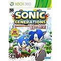 ソニック ジェネレーションズ 白の時空 - Xbox360