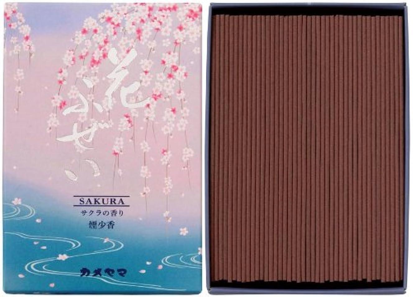 モデレータベッド祝う花ふぜい 桜 煙少香 徳用大型 約220g