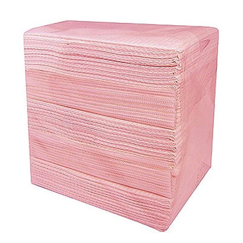 期限切れ悲しいご近所完全防水ネイルペーパー ピンク 50枚入