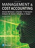 Cover of Management & Cost Accounting
