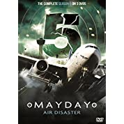Mayday Air Disaster Complete Series 5 (3 DVD set As Seen On National Geographic Channel Air Crash Investigation)