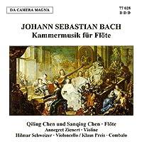 Bach,J.S.: Kammermusi Fur Flot