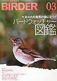 BIRDER (バーダー) 2012年 03月号 あなたの鳥見の役に立つ! バードウォッチャー図鑑