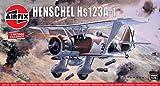 エアフィックス 1/72 コンドル軍団 ヘンシェル Hs123A-1 プラモデル X-2051V
