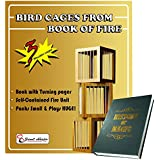 [M&M]M & M's MMS Bird Cages From Book of Fire by Sumit Chhajer Trick BIRDCAGESFROMBOOK [並行輸入品]