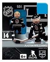 [OYO]OYO Justin Williams NHL Los Angeles LA Kings LE Minifigure P-NHLLOS14H-G1LE [並行輸入品]