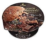 フタバ食品 サクレスイーツ チョコレート 145ml×24個