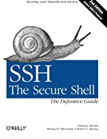 SSH, The Secure Shell: The Definitive Guide