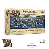 黒海の軍lordゲーム、イギリス海軍艦隊(1770-1830)