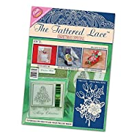 Tattered Lace Magazine Christmas Edition-with Christmas Rose Die TTL_MAGXS [並行輸入品]