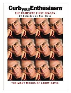 Curb Your Enthusiasm: Complete First Season [DVD] [Import]