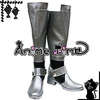 ●●サイズ選択可●●男性25CM MJR1351 コスプレ靴 ブーツ Fate/unlimited codes セイバー・リリィ Saber Lily