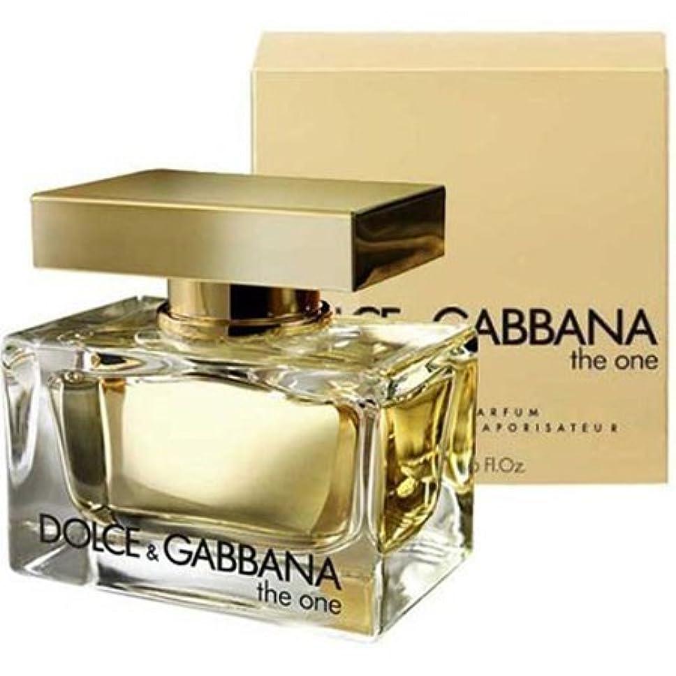 ビクター自発的波Dolce&Gabbana(ドルチェ&ガッパーナ) ザ ワン オードパルファムスプレー 75ml/2.5oz [並行輸入品][海外直送品]