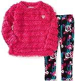 ジューシークチュール セーター プリントパンツ セット