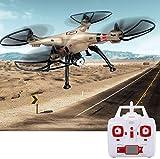 Best SYMA 6チャンネルヘリコプター - K & A会社Syma x8hc 2.4G 4CH 6-axisジャイロRCクアッドコプター新しい500mm x Review