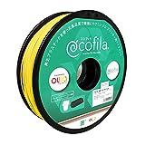 フィラ エコリカ 3Dプリンター用リサイクルフィラメント エコ・フィラ 1.75mm 黄色 ECF-PS175-YE