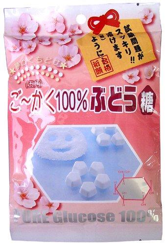 大丸本舗 ご~かく100%ぶどう糖 18粒×10袋