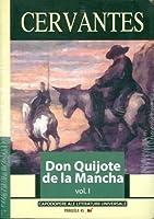 Don Quijote de la Mancha 2 vol. (Rumano)