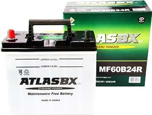 ATLASBX [ アトラス ] 国産車バッテリー [ Dynamic Power ] AT (MF) 60B24R