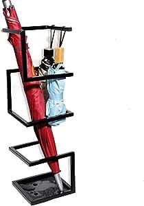傘立て 傘たて スリム おしゃれ 折り畳み傘兼用 玄関傘立て アンブレラスタンド シンプル 傘入れ 傘置き レインラック 業務用 風通しよく 錆止め ブラック