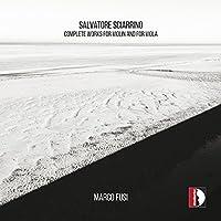 Salvatore Sciarrino: Complete Works for Violin