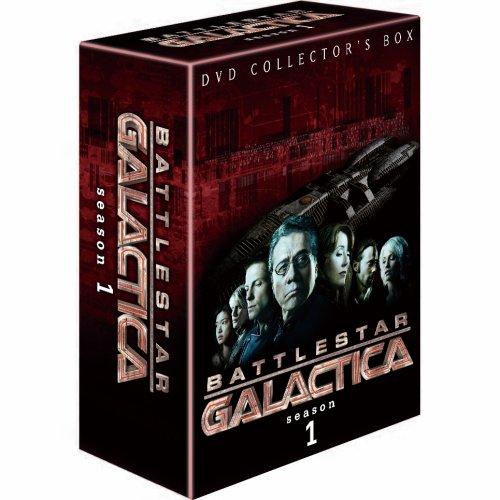 GALACTICA/ギャラクティカ 【起:season 1】DVD-BOX 1の詳細を見る