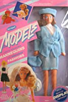 "Mel Appel MODELS青Heavenファッション& Collectible Mannequin Fits Barbie, Maxie & 11 – 1 / 2 "" Fashion Dolls ( 1988 )"