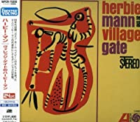 At The Village Gate [Japanese Import] by Herbie Mann (2008-02-20)