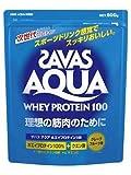 ザバス(SAVAS) アクア ホエイプロテイン100 800g (商品イメージ)