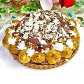 プチシューケーキ サントノーレ ホールケーキ
