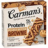 Carman's Carman's Peanut Butter Brownie Protein Bars, 200 g