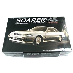 フジミ模型 1/24 インチアップシリーズNo. 011 トヨタ ソアラ3000GT MZ21 1988
