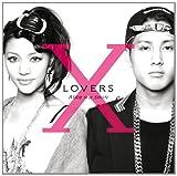 X LOVERS feat.SHUN♪AliceのCDジャケット